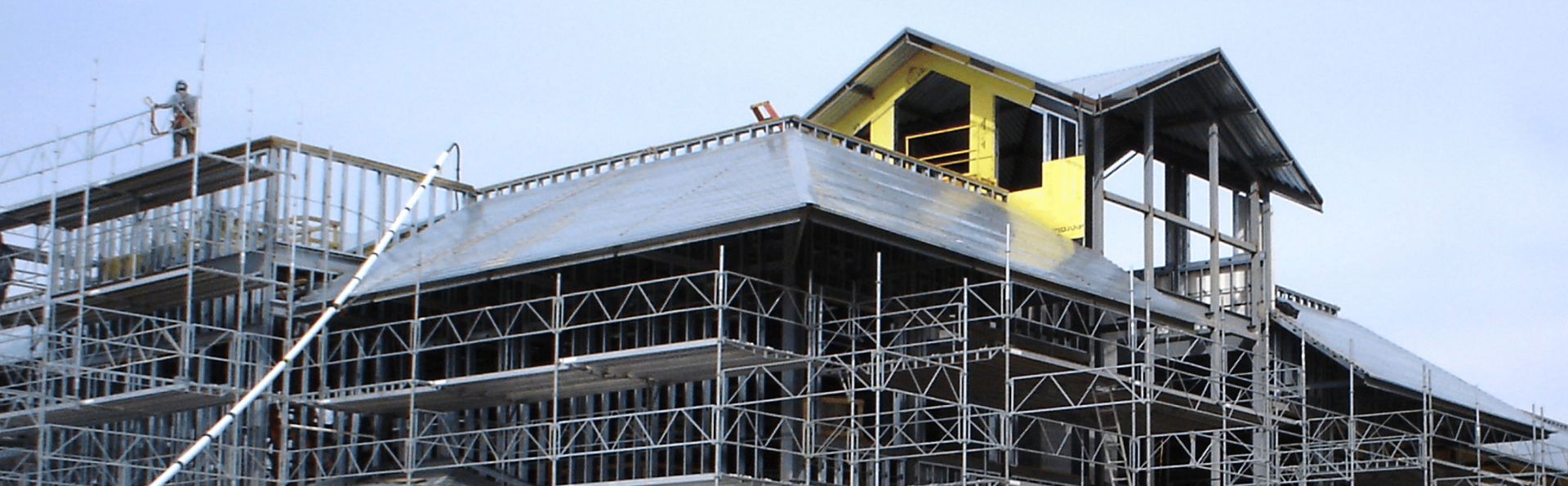 Scaffolding For Education Buildings